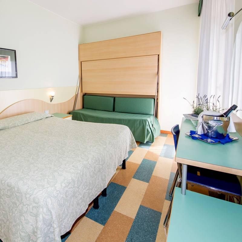 Camere Hotel Nember Jesolo