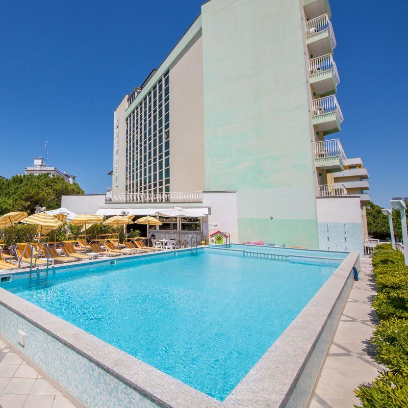 Pool Hotel Nember Jesolo